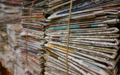 Ophalen Oud Papier weer van start