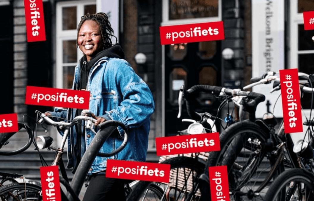 Maastricht is Posifiets